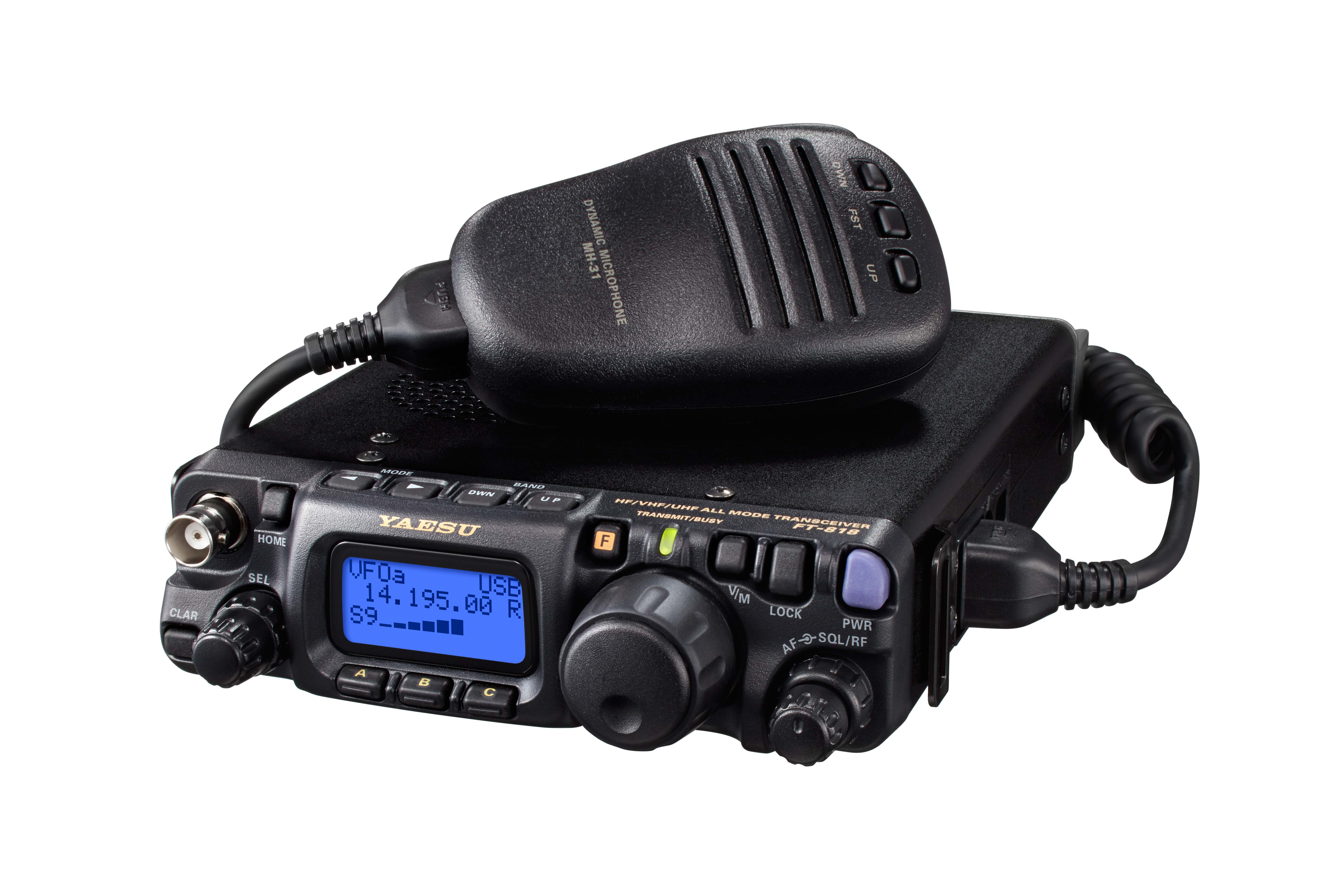 New Yaesu FT-818ND – Buck McDaniel